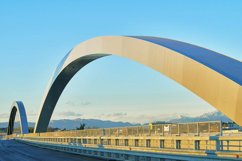 Immagini Ponte di Expo 2015