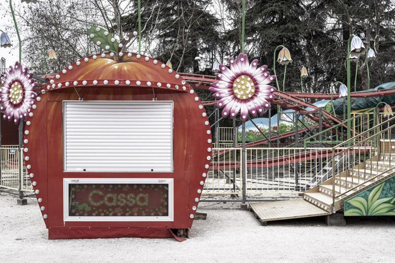 Milano ai tempi del covid 19