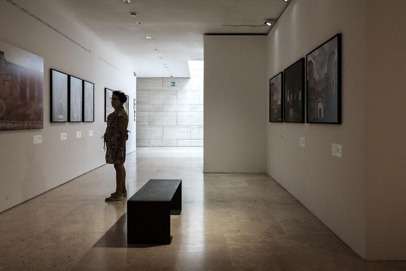 Visitare l'arte