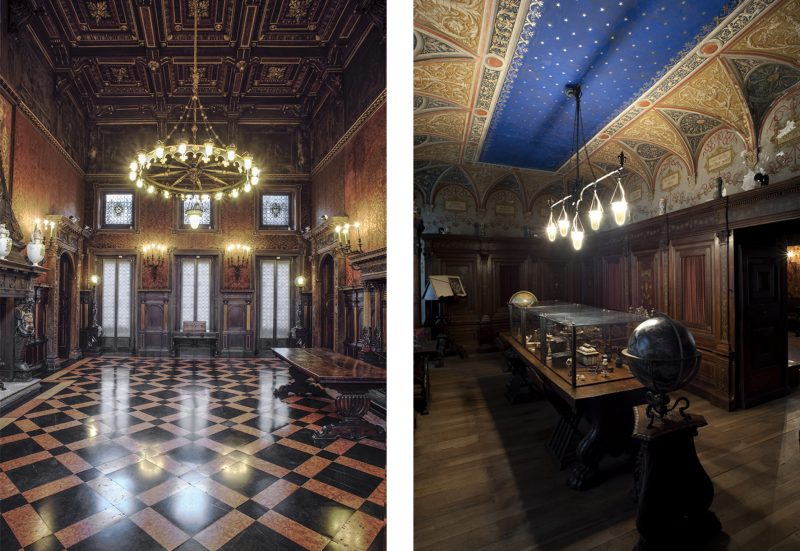 Metis Lighting Casa Museo Bagatti Valsecchi